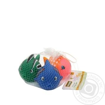 Набор игрушек для ванны Baby Team Цветные рыбки - купить, цены на Novus - фото 2