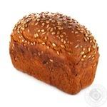 Хліб заварний житньо-пшеничний з насінням соняшника