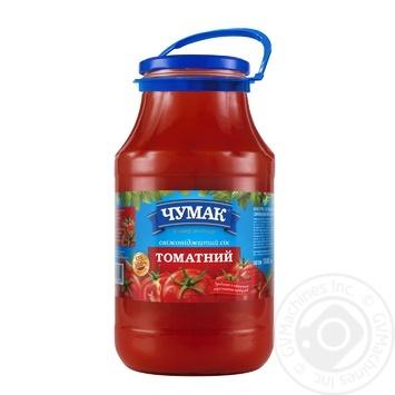 Сок Чумак томатный 1.8л