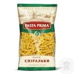 Изделия макаронные Pasta Prima Спиральки 800г
