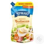 Майонез Чумак Провансаль 67% 750г дой-пак Україна