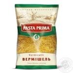 Макарони Pasta Prima Вермішель 400г