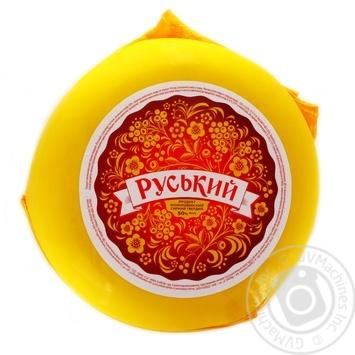 Сырный продукт Русский 50%