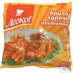 Крыло куриное аппетитное Легко 1000г Украина