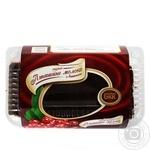 Cake Bkk Ptashyne moloko cherry 500g Ukraine