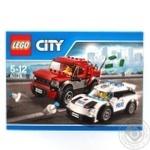 Конструктор LEGO City Police Полицейская погоня 60128
