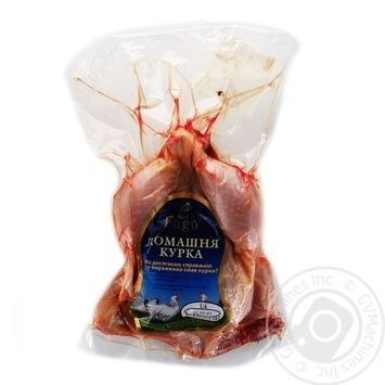 Тушка Fago Домашняя куриная - купить, цены на Ашан - фото 1