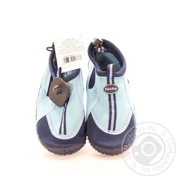 Взуття пляжне дитяче Fashyр.34 7495 51