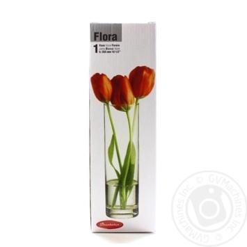 Vase Pasabahce glass cardboard box - buy, prices for MegaMarket - image 2