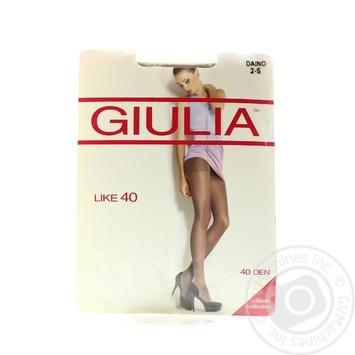 Колготки жіночі Джулія Like 40-daino-2 - купити, ціни на Novus - фото 1