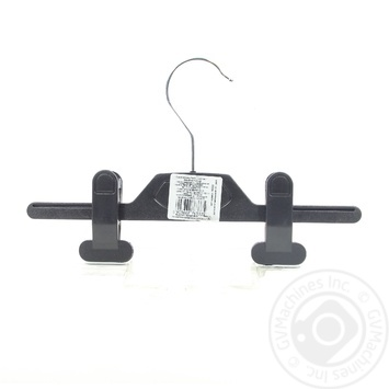 Marc-tn Hanger For Trousers And Skirts With Clothespins 26cm - buy, prices for EKO Market - photo 1