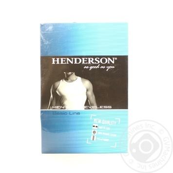 Майка чоловіча Henderson 1480 чорна M/L