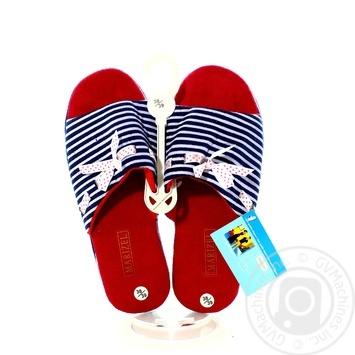 Обувь комнатная Marizel женская Poon 530 - купить, цены на Novus - фото 1
