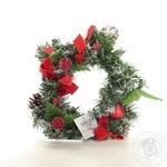 Вінок декоративний новорічний Koopman AKB000380