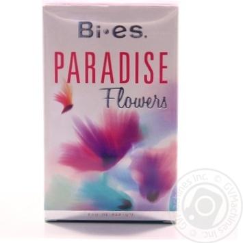 Bi-es Paradise Flowers Toilet Water 100ml - buy, prices for EKO Market - photo 1