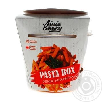 Гарнир Линия вкуса Паста Пенне Арабьята 250г