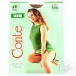 Колготы Conte Tango 40 Den р.6 bronz шт