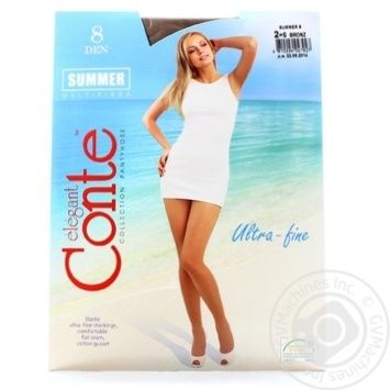 Tights Conte for women 8den 2size