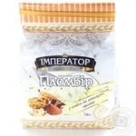 Мороженое Император вкуса Пломбир с печеньем и шоколадной крошкой 750г