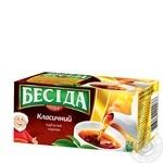 Чай Беседа черный 24пак