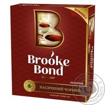 Tea Brooke bond black 180g