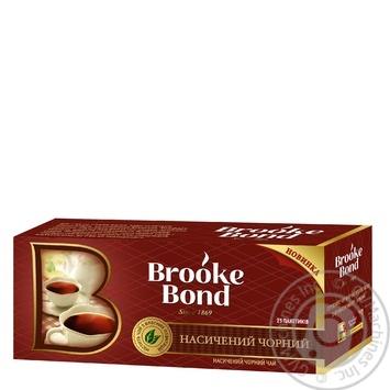 Tea Brooke bond black 45g - buy, prices for Novus - image 2