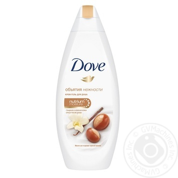 Dove Shea Butter With Vanilla Gel-Cream 250ml