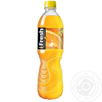 Напиток IFresh соковый Апельсин 0,5л