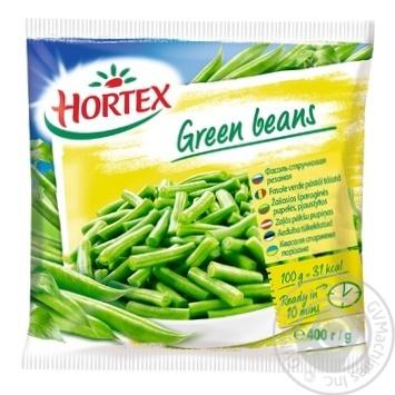 Hortex Chopped grean beans 400g
