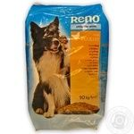 Reno for dogs with poultry meat dry food 10000g