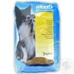 Reno for dogs with poultry dry food 3000g