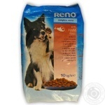 Reno for dogs with ham dry food 10000g