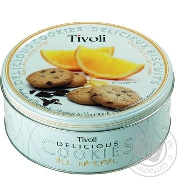Печенье Tivoli Апельсиновое 150г
