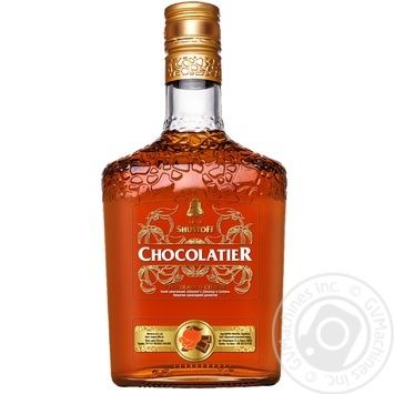 Shustoff Chocolatier Chocolate and Citron Cognac 30% 0,5l - buy, prices for Novus - image 1