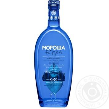 Morosha Synevir Special Vodka 40% 0,5l - buy, prices for Novus - image 2