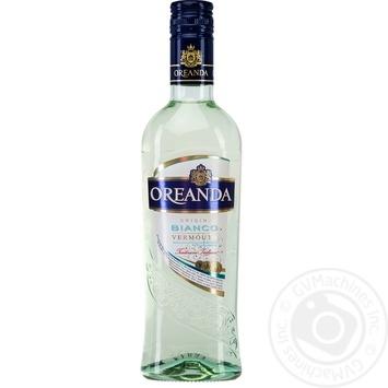 Вермут Oreanda Bianco 0.5л - купити, ціни на Фуршет - фото 1