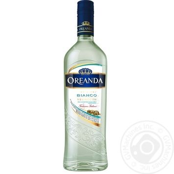Oreanda Bianco Original Vermouth 16% 1l - buy, prices for Furshet - image 1