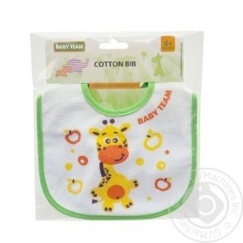 Baby Team Velcro Vib 6502