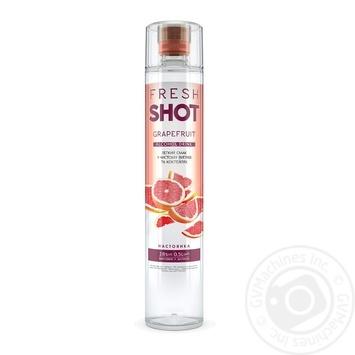 Скидка на FRESH SHOT НАСТ 0.5Л LIME/MINT