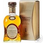 Виски Cardhu gold reserve 0,7л