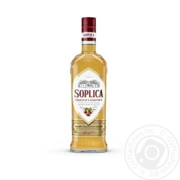 Настойка Soplica Лещина 32% 0,5л - купить, цены на Ашан - фото 1