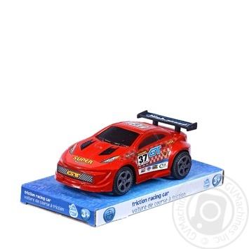 Авто гоночне в асортименті 14см - купити, ціни на Ашан - фото 3