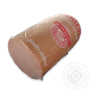 Колбаса Салтовский МК Молочная в/с кг