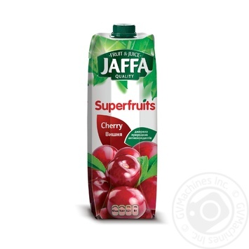 Jaffa Superfruits Cherry nectar 0,95l - buy, prices for Novus - image 1