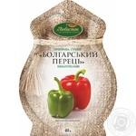 Приправа Любисток Болгарський перець шматочками 40г