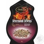 Spices Lyubystok Pepper mix 30g