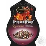 Spices Lyubystok Pepper mix pea 30g