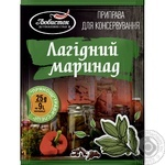 Spices Lyubystok Gentle for conservation 25g