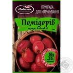 Приправа Любисток для маринования помидоров перца кабачков 50г