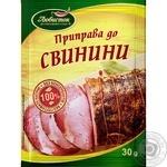 Приправа Любисток к свинины 30г
